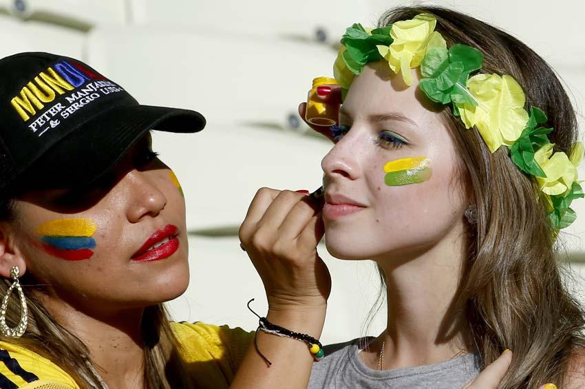 (37)BRASIL-FORTALEZA-MUNDIAL 2014-BRASIL VS COLOMBIA