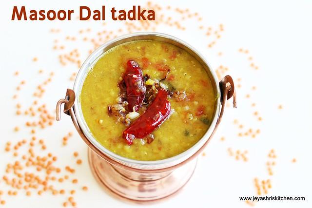 Dal-tadka