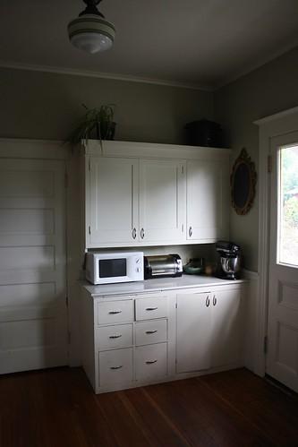 Before: Kitchen, Southeast Corner