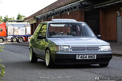 automobile, peugeot, vehicle, peugeot 309, compact car, sedan, land vehicle,