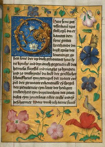 018-Libro de horas de Aussem-Art Walters Museum Ms. W.437