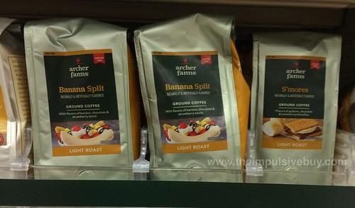 Archer Farms Banana Split Coffee