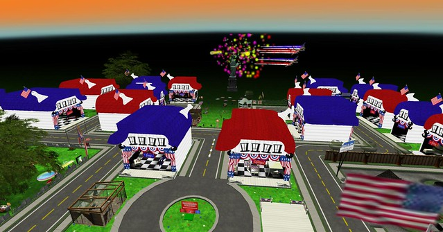 4th of July Town