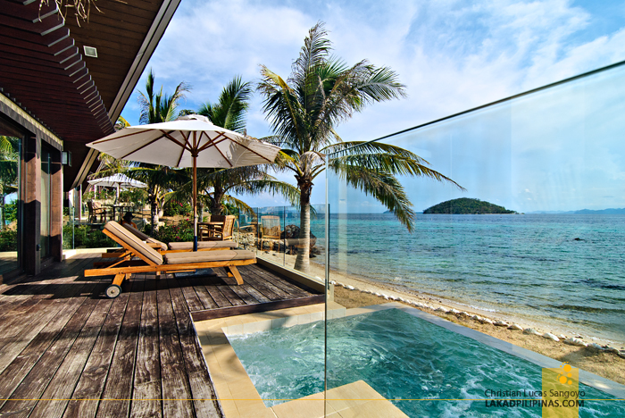 The Sandbar Bungalow at Two Seasons Coron
