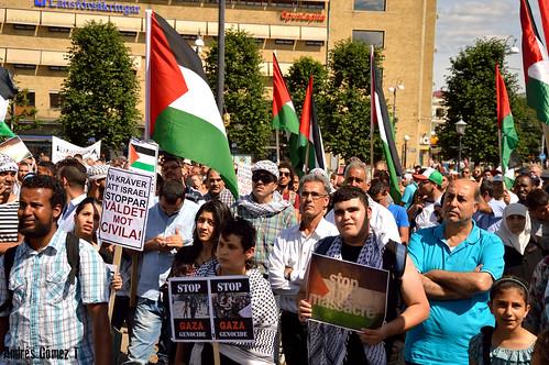 Detengan el Genocidio en Gaza