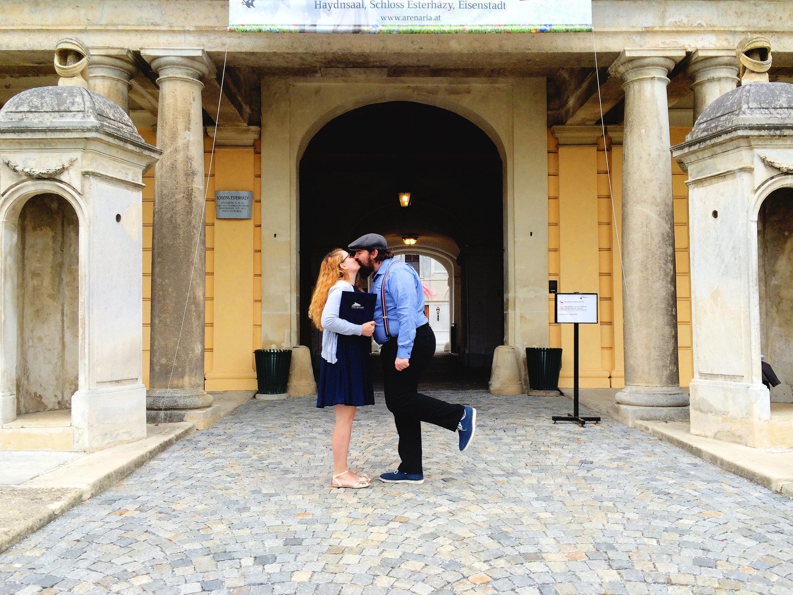 ich habe den pannonian research award 2014 gewonnen. ___ #VSCOcam #DundSamschmusen #FH #FHburgenland #research #igersburgenland #study #esterhazy
