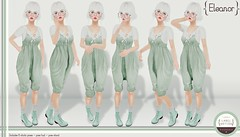 Label Motion ♡ Eleanor [Shiny Shabby]