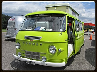 Commer Auto-Sleeper, Camper