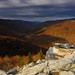 Dolly Sods: Lowering sky by Shahid Durrani