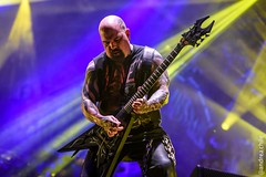Slayer en en Rock Allegiance EEUU 2016