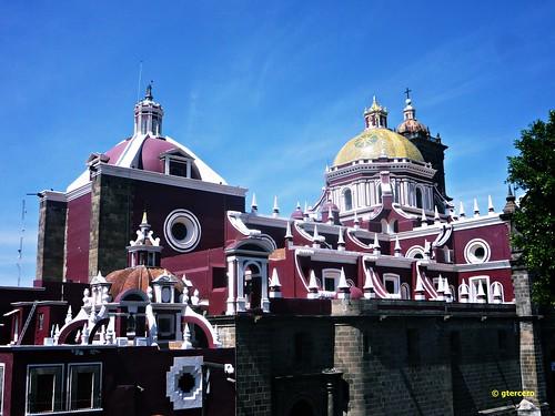 Catedral de Puebla de los Angeles, México.P1120470P