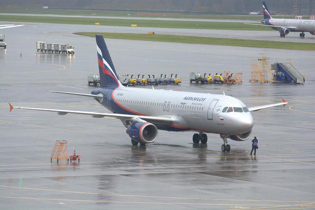 VQ-BAX | Aeroflot | Airbus A320