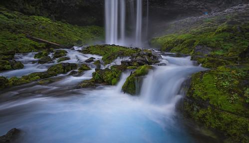 Tamanawas Falls (Hood River, NF. OR)