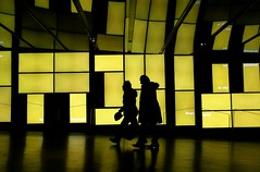 Mosaïque d'écrans, Place des Arts, 2017
