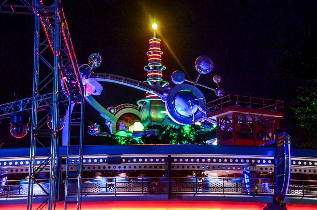 Tomorrowland TTA night