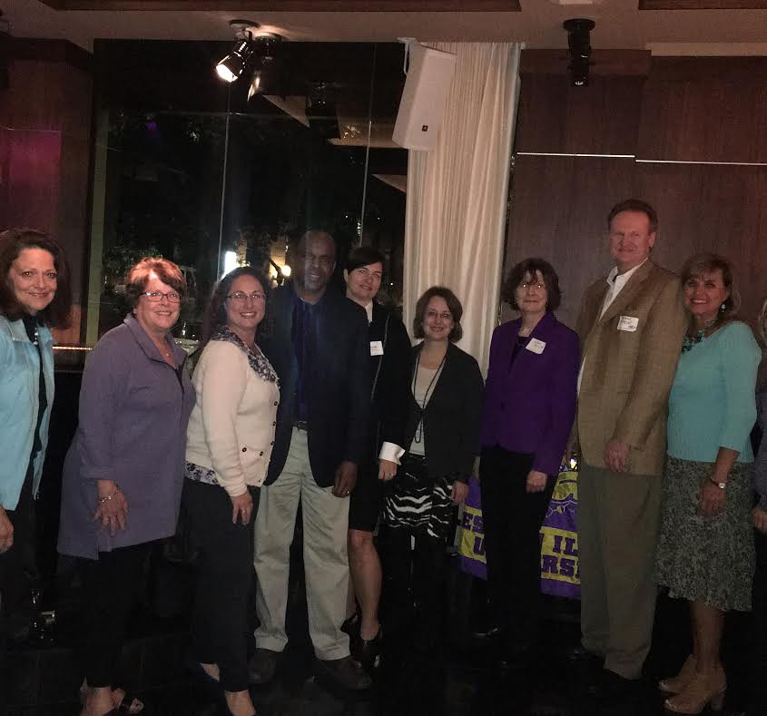 Dallas Alumni & Friends Social at Truluck's, 11/7/16