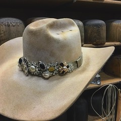 @ddranchwear is ready at the #wnfr with the #tascosa Wear your #HATitude™