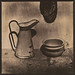 Jug and chamber pot by Antonio's darkroom