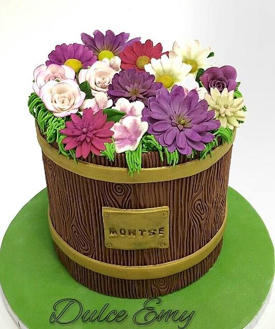 Cake by Dulce Emy
