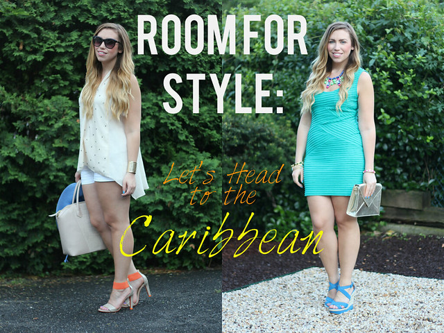 Living After Midnite: Room for Style: Fashion Inspired by colors of the Caribbean