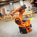 Kuka KR 30 Giant Industrial Robot Arm by Pete Prodoehl