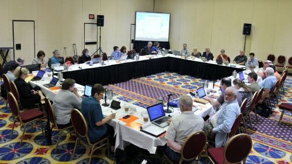 Board of Trustees, June 18, 2013