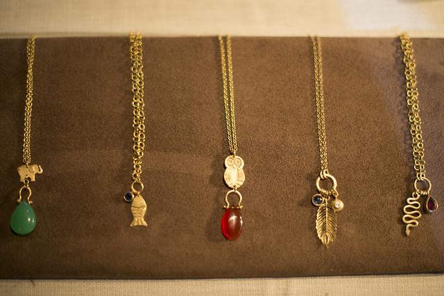 Shakti Ellenwood, Ibiza jewellery designer