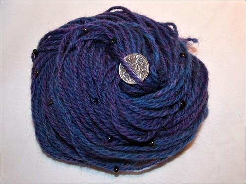 Blue Fortune handspun