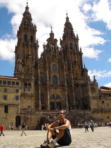 Caminho de Santiago - Espanha