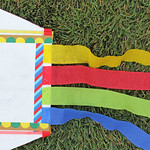 Thumbnail image for DIY Toy: Tyvek Sled Kite