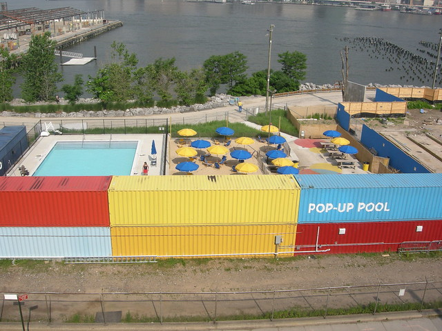 pop up pool flickr photo sharing. Black Bedroom Furniture Sets. Home Design Ideas