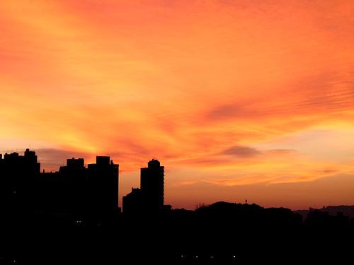 brazil brasil sunrise portoalegre riograndedosul amanhecer