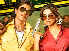 [Poster for  Chennai Express ]