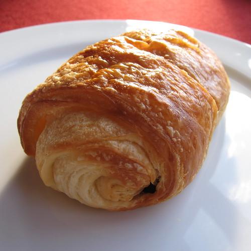 Paulette's Chocolate Croissant