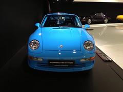 Porsche Museum Zuffenhausen Stuttgart Germany