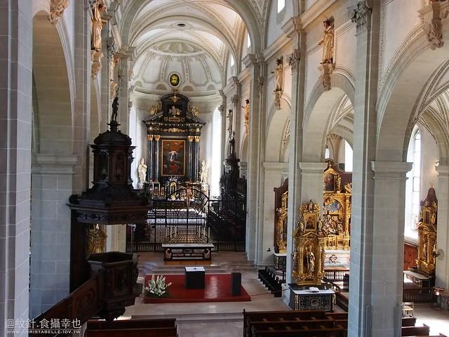 霍夫教堂 Hofkirke 琉森 Lucerne / Luzern