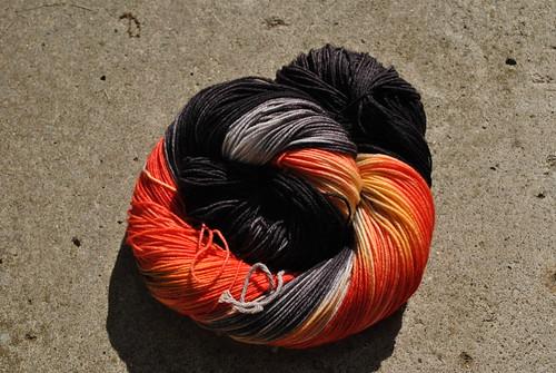 tarantula yarn 017