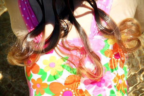 Auttie-wet-curls