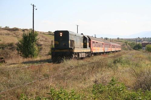 macedonia railways mz 661