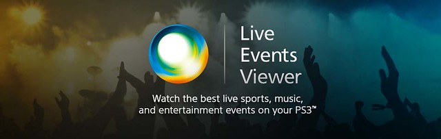 Live Events App
