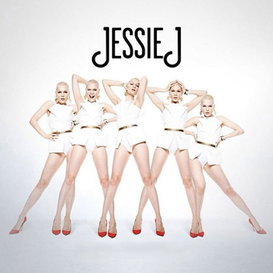 Jessie J Single Cover 2013