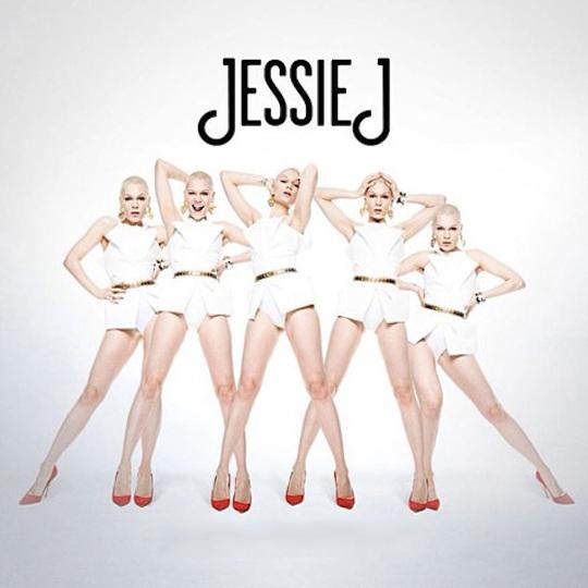 Jessie J Single Cover 2013