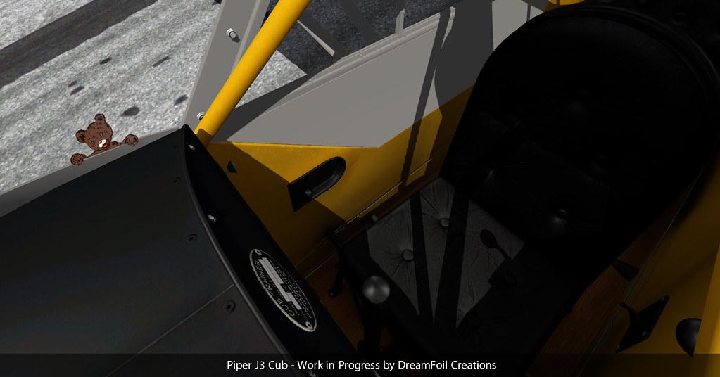 DreamFoil Creations - Piper J3 Cub 9565854828_0eb31b1ba0_b