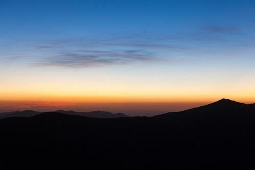 morning blue mountains sunrise colorado unitedstates evergreen arapahonationalforest mountevansscenicbyway