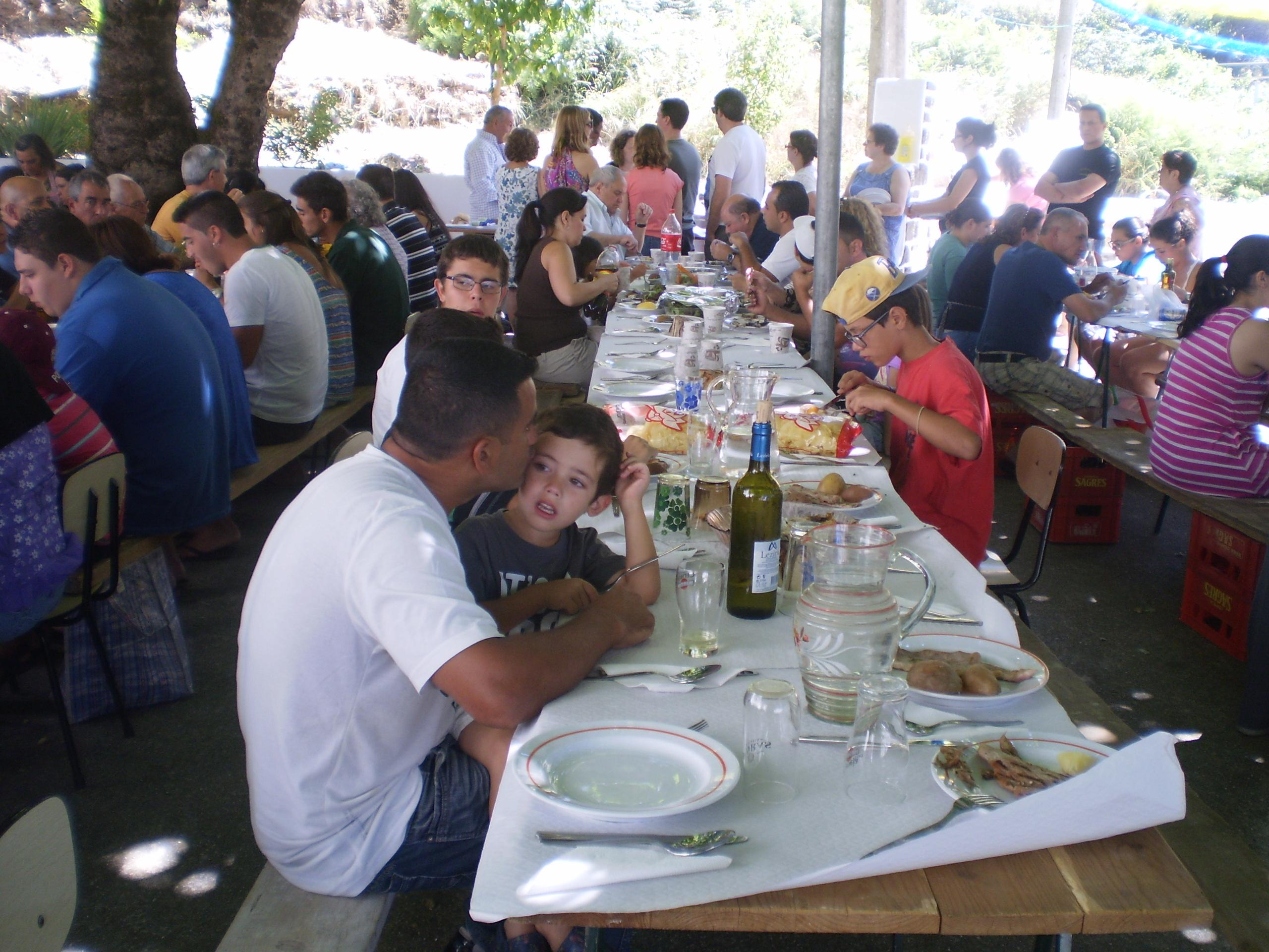 Porto Silvado 2013: Piquenique