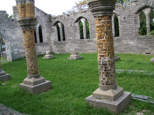 Do not end your day just yet; make sure you see The Unfinished Church, Bermuda