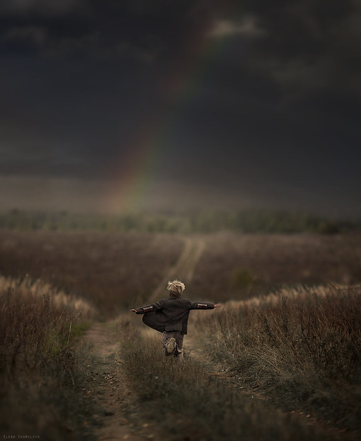 ..following the rainbow..