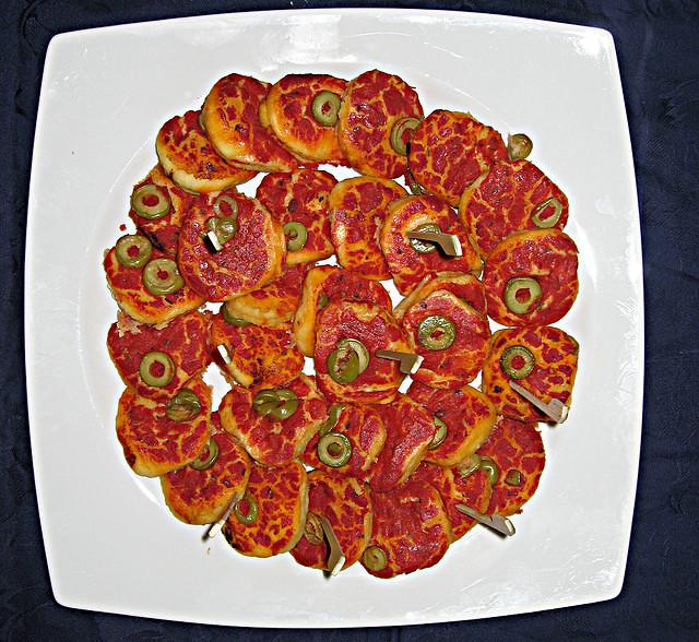 Pizzette Veloci Bimby