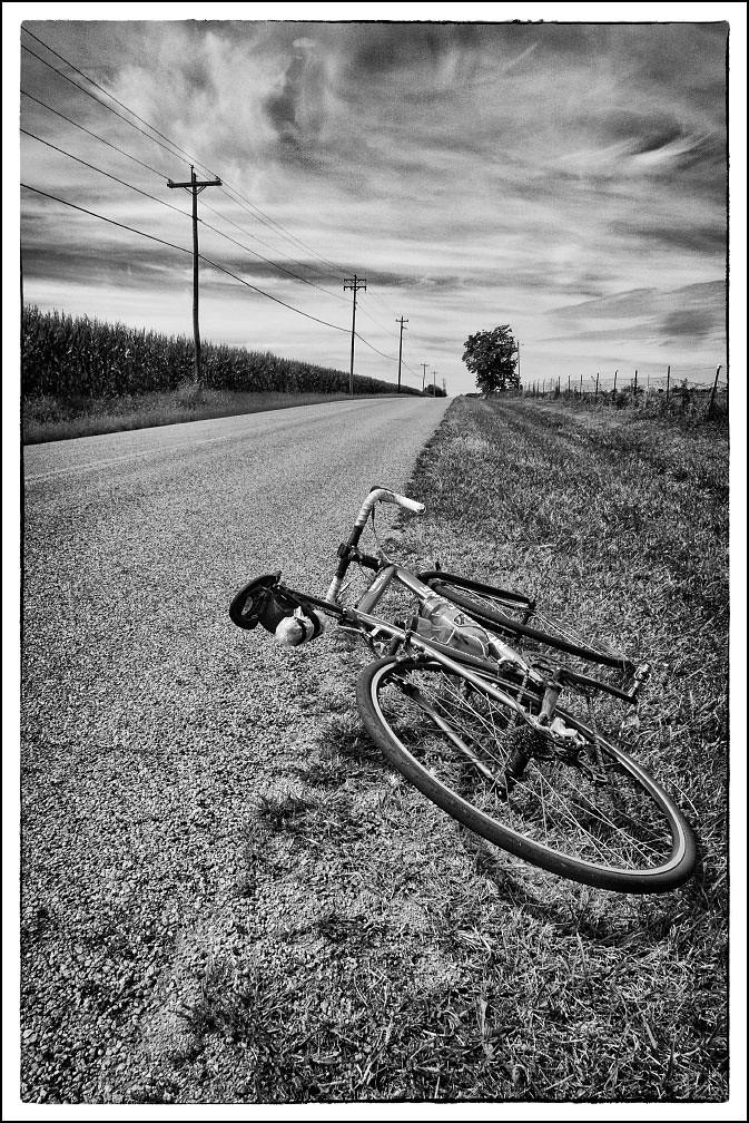 Bike Tinker - Magazine cover