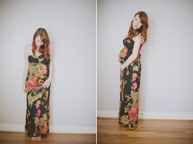 Maternity style: 2nd trimester